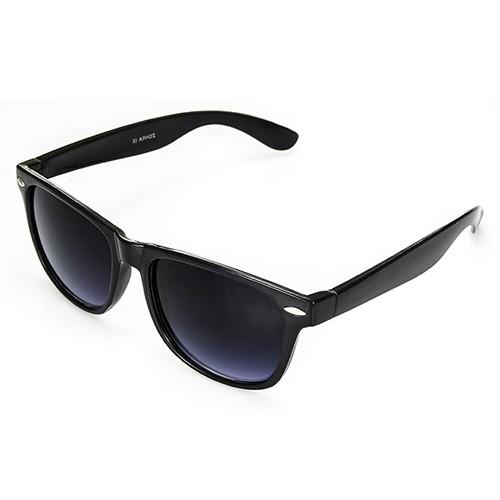 Štýlové Slnečné okuliare Wayfarer Blue Brothers (Čierne) - Selmars ... c9b6bf4875c