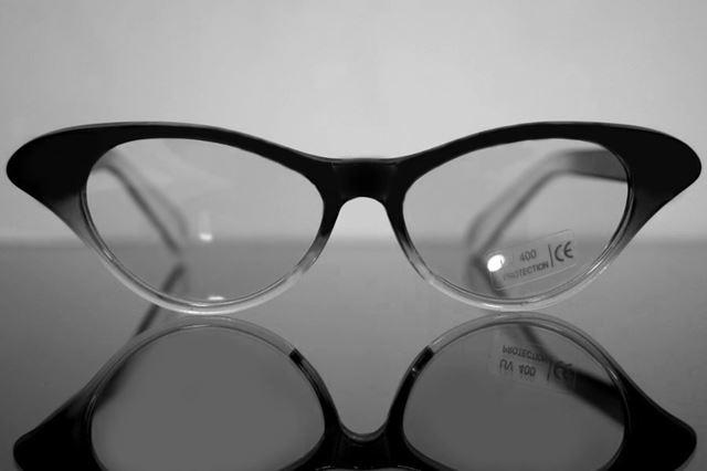 Luxusné RETRO okuliare CAT EYES Shadow Číre sklá - Selmars - Móda a ... d3236b369a5