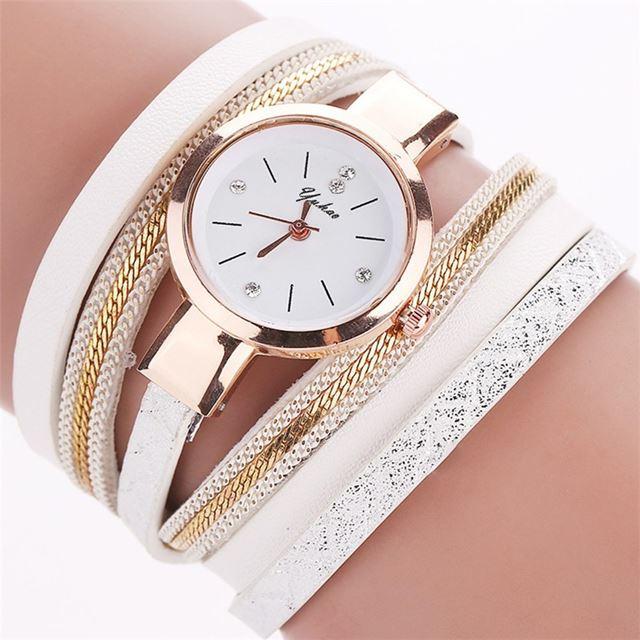Trendy dámské elegantní hodinky Yuhas - Biele - Selmars - Móda a ... a477f0ad81e