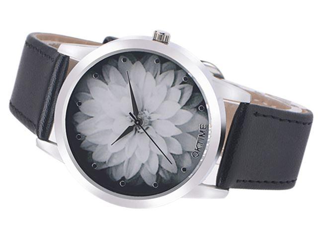 Luxusní dámské hodinky Lotos Black - čierne - Selmars - Móda a ... db448984a10