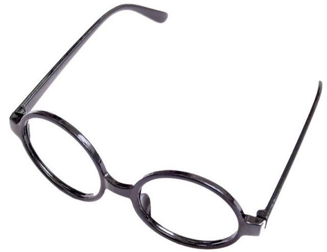 7397ea417 Štýlové číre okuliare Harry Potter - čierne - Selmars - Móda a ...