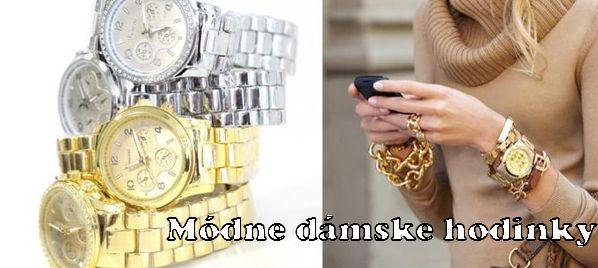 f332f23f19c 12345. Vybraný tovar. NOVINKA. Trendy dámské hodinky s Retiazkou - biele