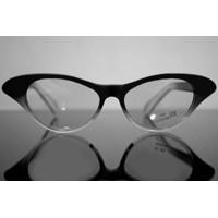 ... Luxusné RETRO okuliare CAT EYES Shadow Číre sklá 601a45dc144
