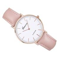 84e45e6083b8 Luxusné dámske hodinky Geneva Platinum - růžove