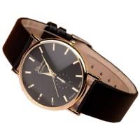 fccc86481266 Luxusné dámske hodinky Geneva Platinum Classic Black